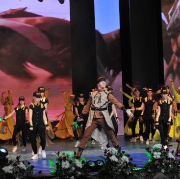 ГККП «Областной центр народного творчества и культурного досуга при управлении культуры Акмолинской области»